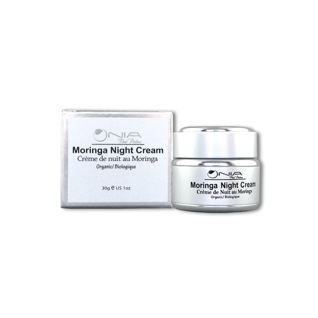 Organic Nia Moringa Night Cream