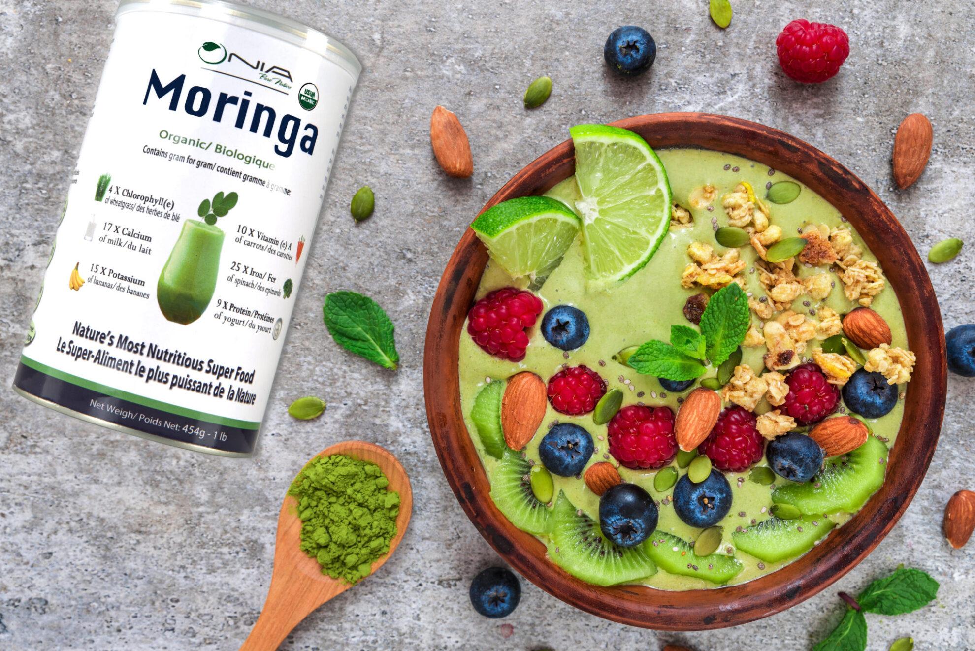 , Moringa Power Breakfast, Nia Pure Nature